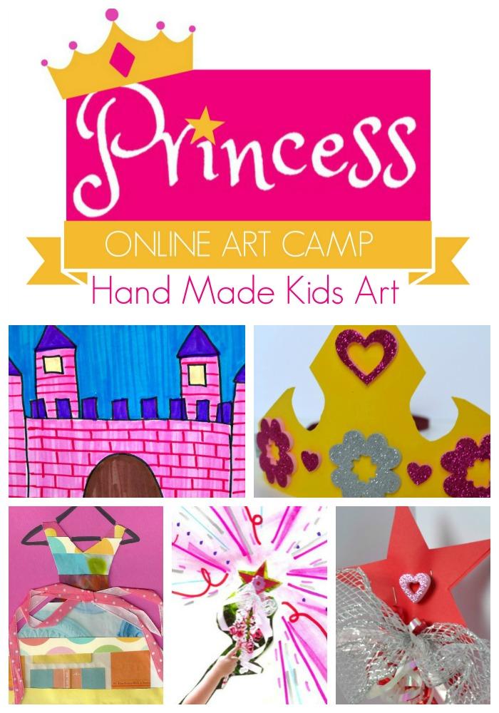 princess_camp_collage