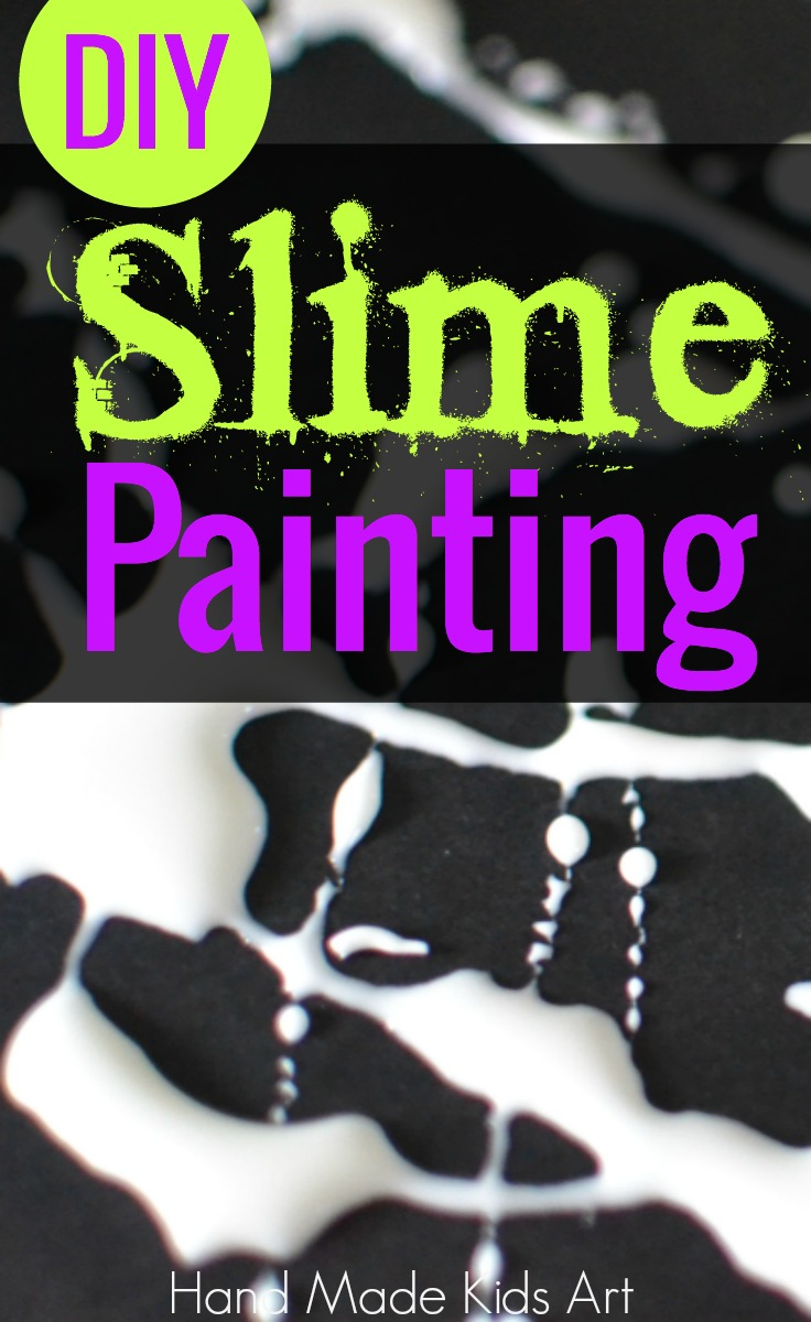 Slime Painting
