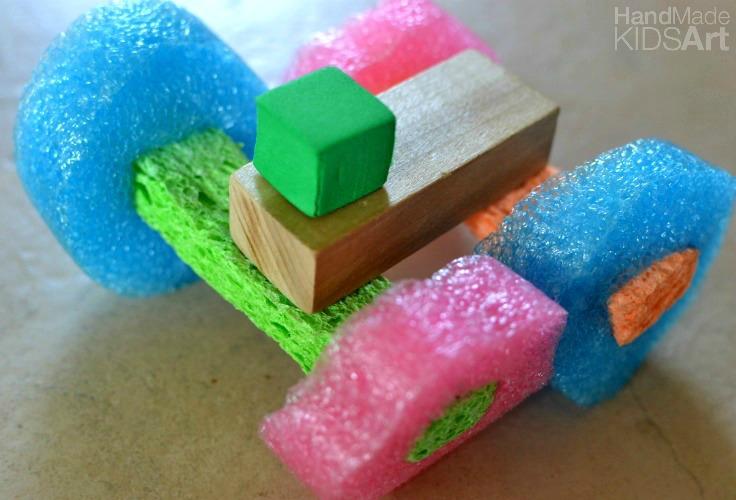 Creative Kids for STEM Preschool Activities
