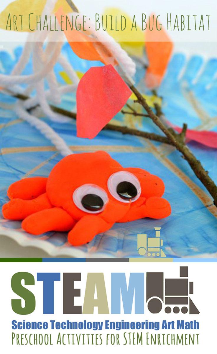 STEAM: Preschool Activities for STEM Enrichment