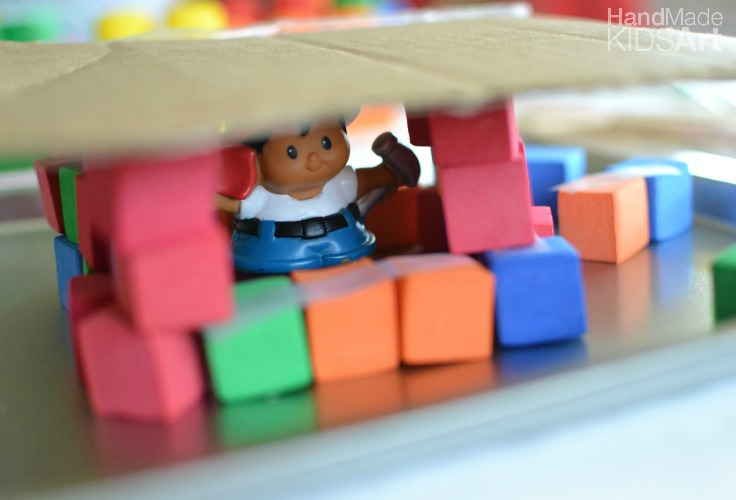 Engineer Preschool Activities for STEM