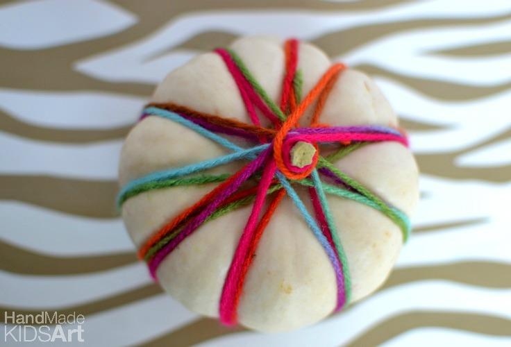 Pumpkin Thanksgiving Crafts for Kids