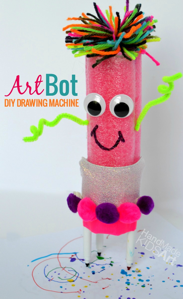 STEM: STEAM ART PROJECTS FOR KIDS