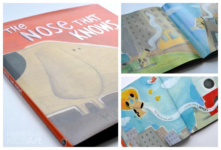 nose_book_collage