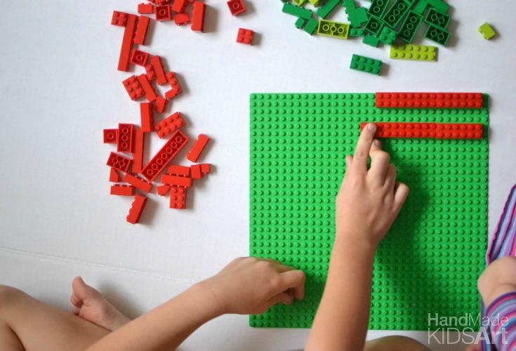 lego maze b hands