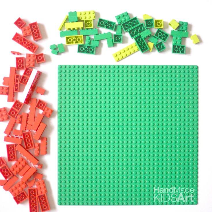 lego maze_pieces