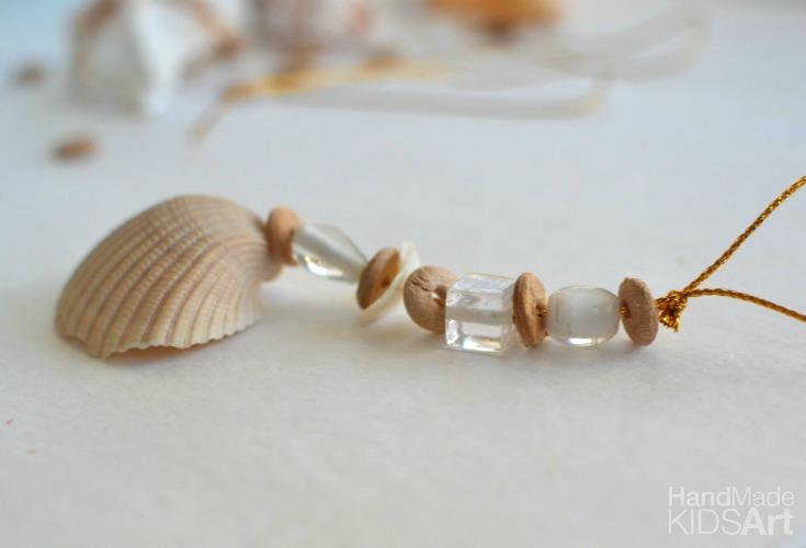 shell ornament pattern