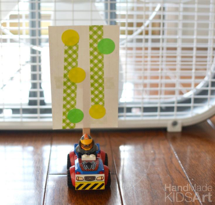 wind races fan