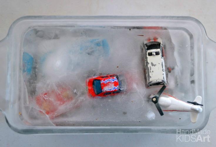 10 steam activities frozen ice