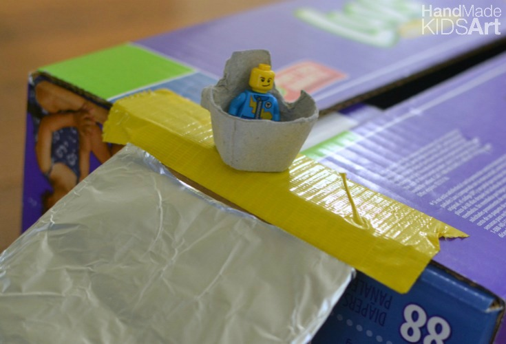 10 steam activities lego sled