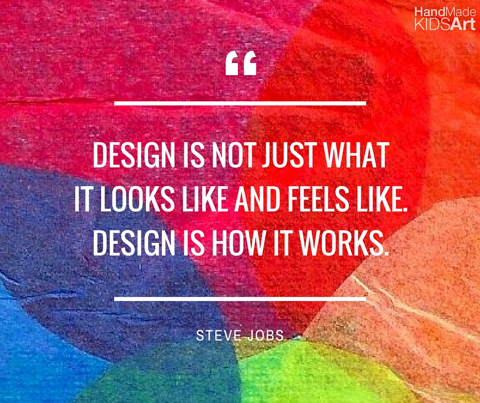 Design is not just what it look like and feels like. Design is how it works