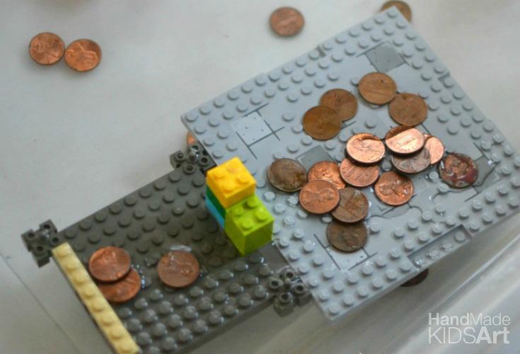 LEGO Boat Engineering Challenge for Kids