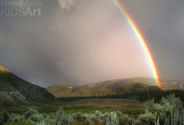 rainbow real rainbow