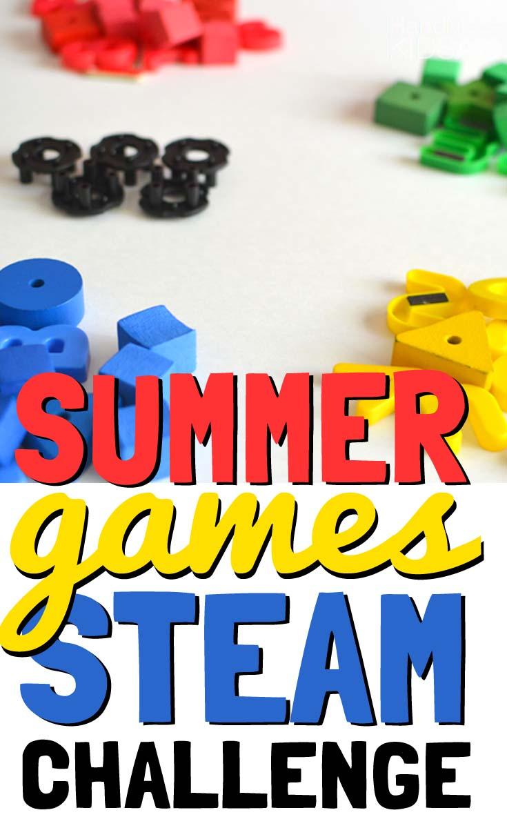summer games loose parts