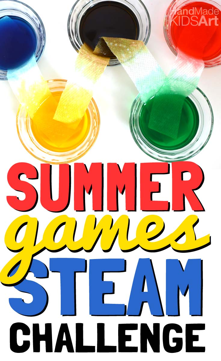summer games science
