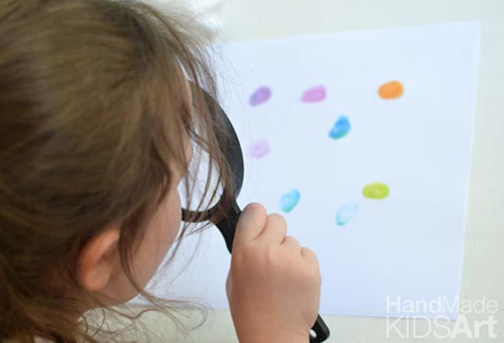 Observing with Science Activities for Preschoolers