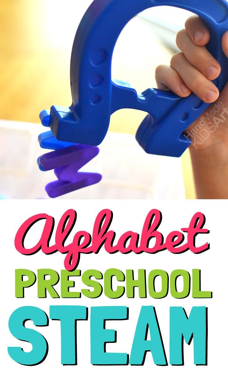 Magnetic Science Activities for Preschoolers