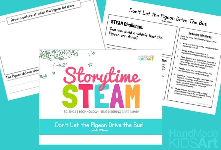 Preschool STEAM lesson plan