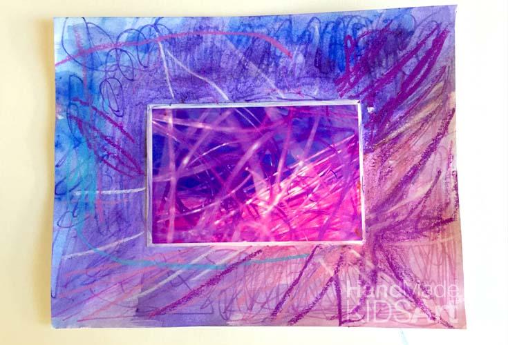 Microscope Digital Art for Kids